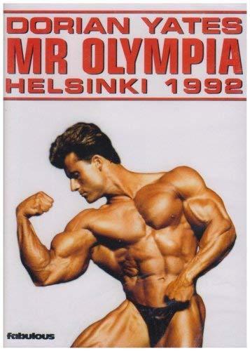 Dorian Yates - Dorian Yates - Mr Olympia - Helsinki 1992