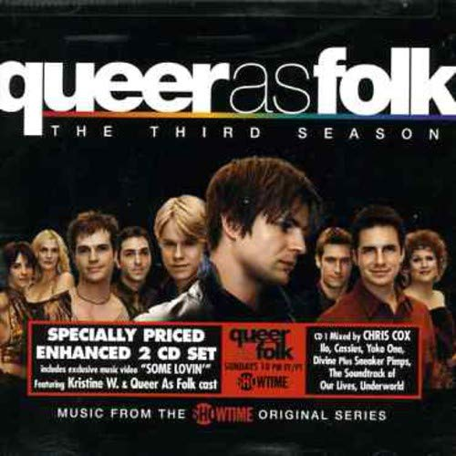 Original TV Soundtrack - Queer As Folk (Us Series) - the Third Season