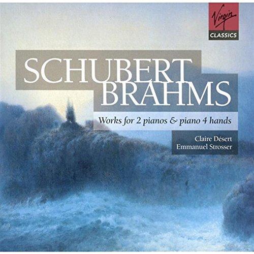 Schubert / Brahms: Works for 2 Pianos & Piano 4 Hands