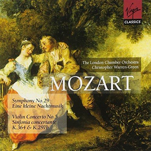 Mozart: Symphony No. 29 / Eine Kleine Nachtmusik / Violin Concerto 5 / Sinfonia Concertante K364 & 2