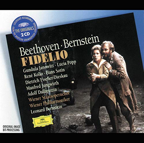 Wiener Philharmoniker Leonard Bernstein - Beethoven: Fidelio  (DG The Originals) By Wiener Philharmoniker Leonard Bernstein