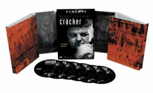 Cracker-The-Complete-Collection-DVD-1993-CD-E6VG-FREE-Shipping