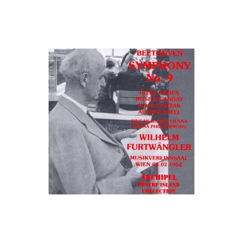 Guden/Anday/Patzak/Poell/Vienna Philharmonic - Symphony No.9 By GudenAndayPatzakPoellVienna Philharmonic