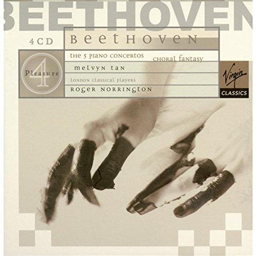 Piano Concertos (Tan/Norrington.London Classical Players)