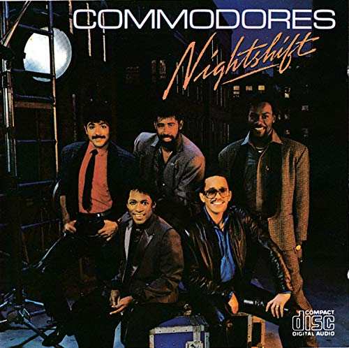 Commodores - Nightshift (1984/85) By Commodores