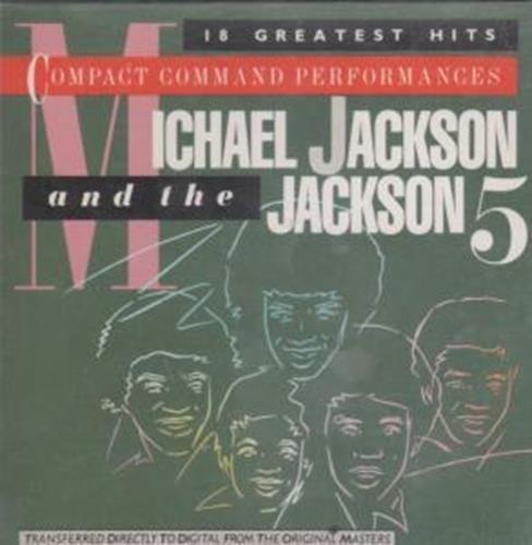 Michael Jackson - 18 greatest hits (& Jackson 5)