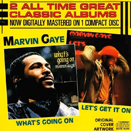 Marvin Gaye - What's Going On/Let's Get It On By Marvin Gaye
