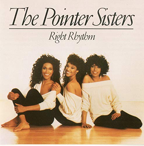 Pointer Sisters - Right rhythm (1990)
