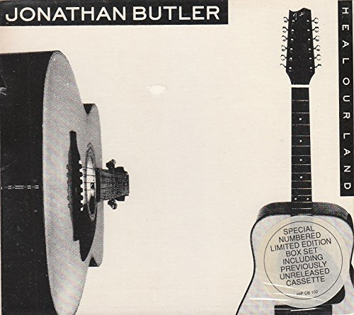 Jonathan Butler - JONATHAN BUTLER-HEAL OUR LAND