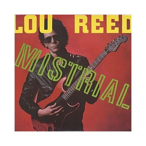 Lou Reed - Mistrial (1986's original) By Lou Reed
