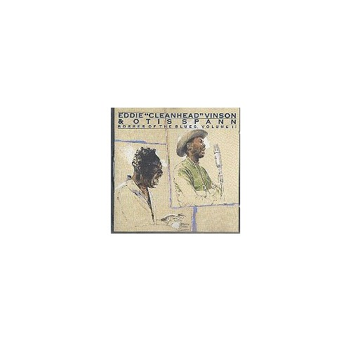 Eddie 'Cleanhead' Vinson - Bosses of the blues 2 (split compilation feat. Otis Spann)