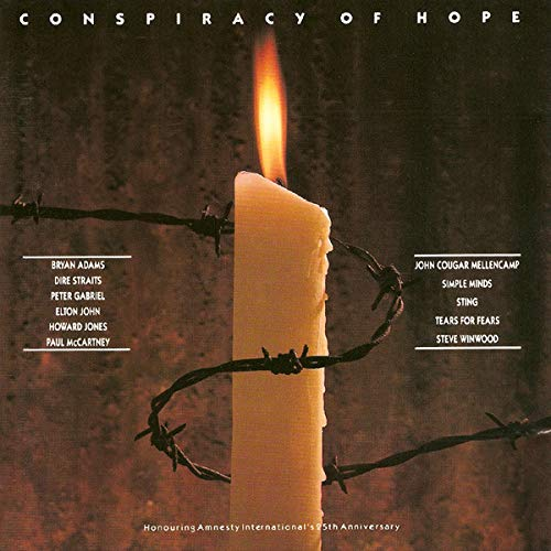 Various - Conspiracy of Hope (1986)