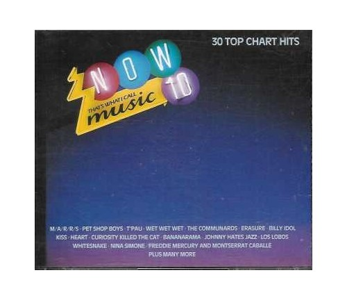 Various Artists - Now That's What I Call Music! 10 By Various Artists