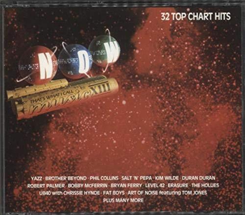 Various Artists - Now That's What I Call Music! 13 By Various Artists