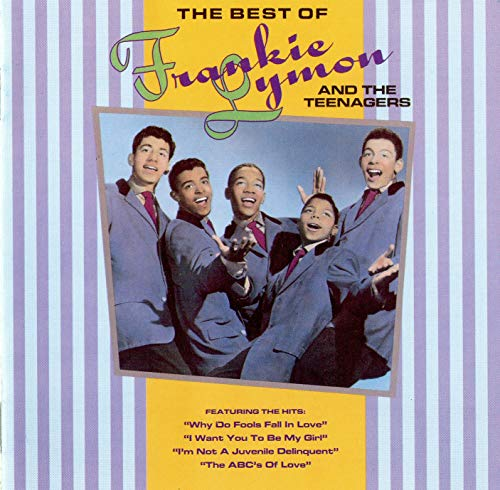 Frankie Lymon & The Teenagers - The Best of Frankie Lymon & The Teenagers