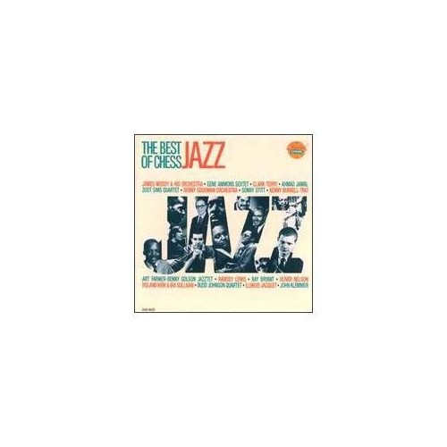 Various - Best of Chess Jazz By Various