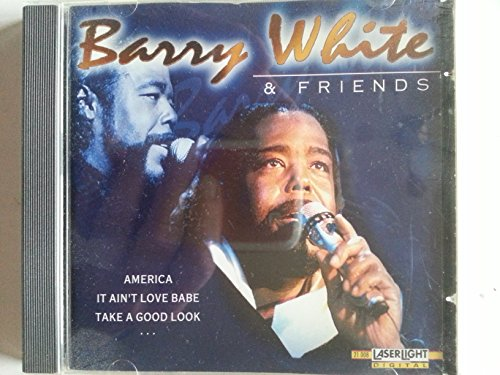Barry White & friends - Same By Barry White & friends