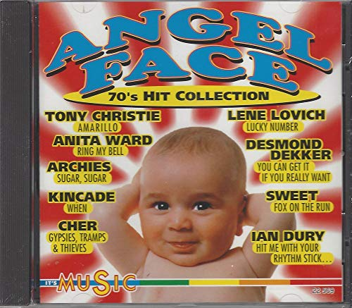 Various - Angel Face-70's Hit Collection