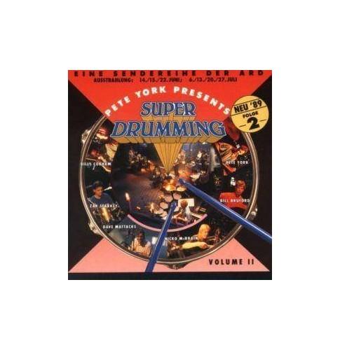 Various - Super Drumming II/2 (1989)