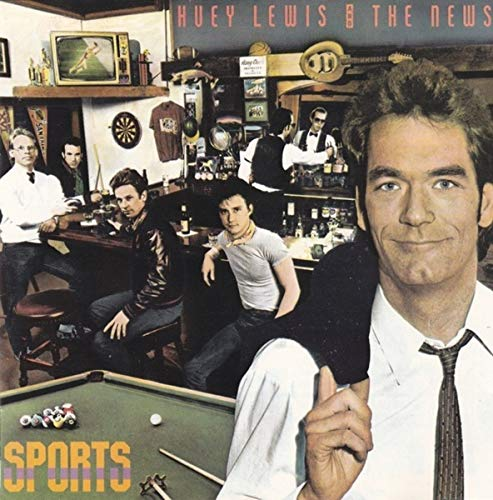 Huey Lewis & The News - Sports (1983) By Huey Lewis & The News