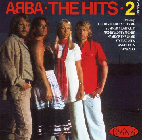 ABBA - The Hits 2
