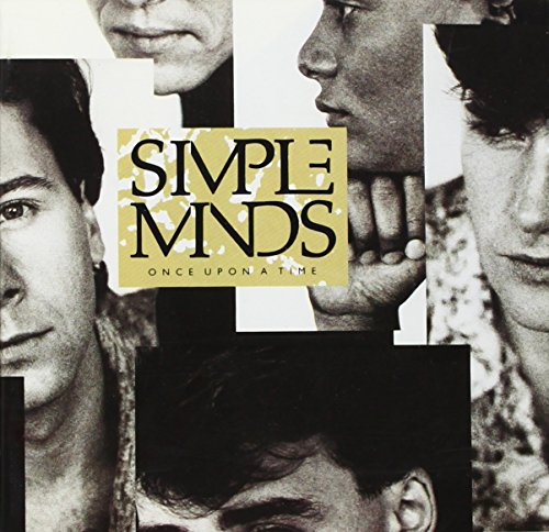 Simple Minds - Once Upon A Time By Simple Minds