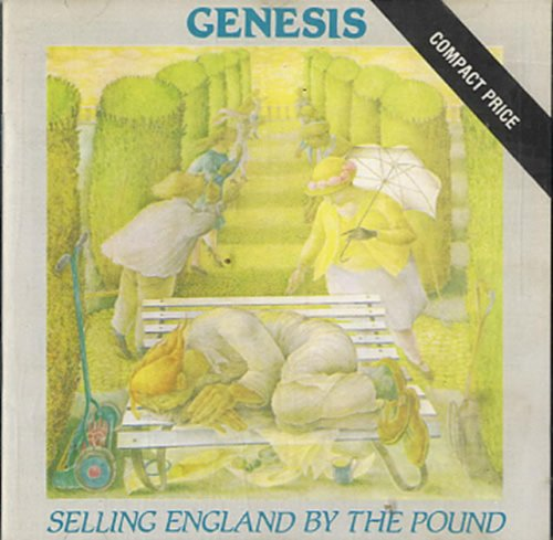 Genesis - Selling England By The Pound By Genesis