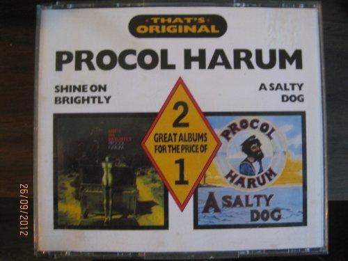 Procol Harum - A salty dog/Shine on brightly By Procol Harum