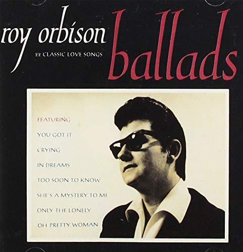 Roy Orbison - Ballads-22 classic love songs