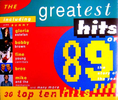 Various - Greatest Hits of 89
