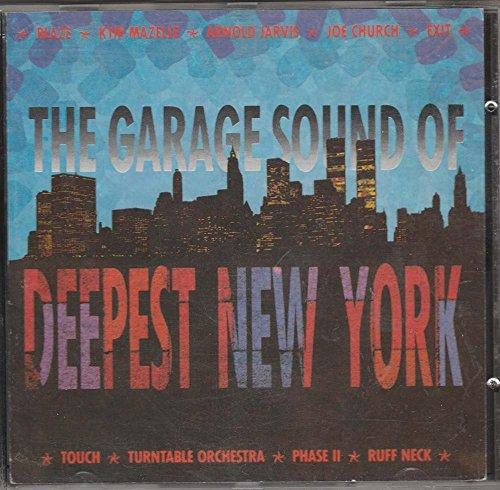 Various - Garage Sound of deepest New York (1988)