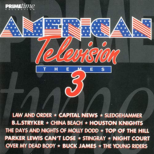 Various - American Television Themes: Volume 3 By Various