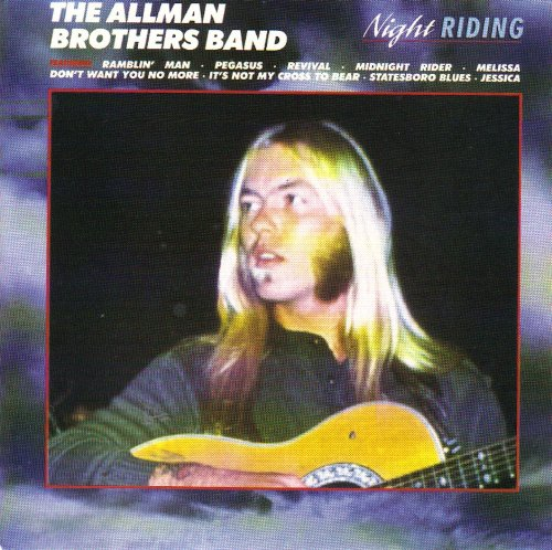 Allman Brothers Band - Night riding By Allman Brothers Band