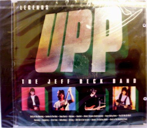 Jeff Beck Band - Upp (legends series)