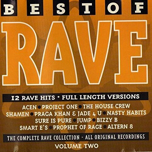 Various - Best of Rave 2 (Maxis)
