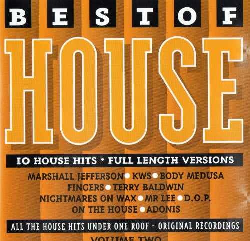 Various Artists - Best Of House, Vol. 2