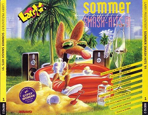 Various - Larry präsentiert Sommer Smash Hits 91