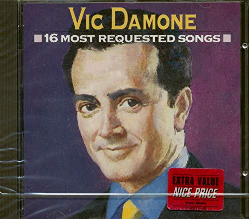 Vic Damone - Vic Damone - 16 Most Requested Songs