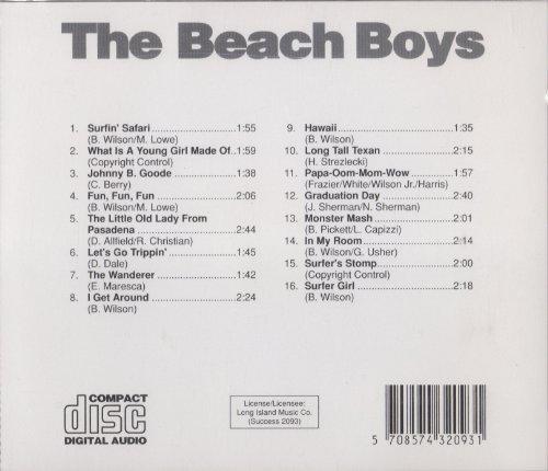 The Beach Boys - Surfin' safari-live By The Beach Boys