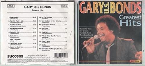 Gary Bonds U.S. - Greatest Hits