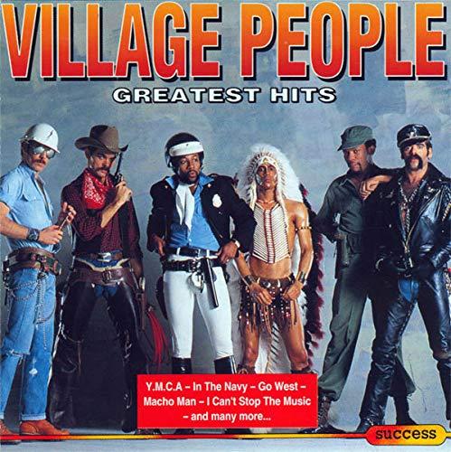 Village People - Greatest hits (1993)