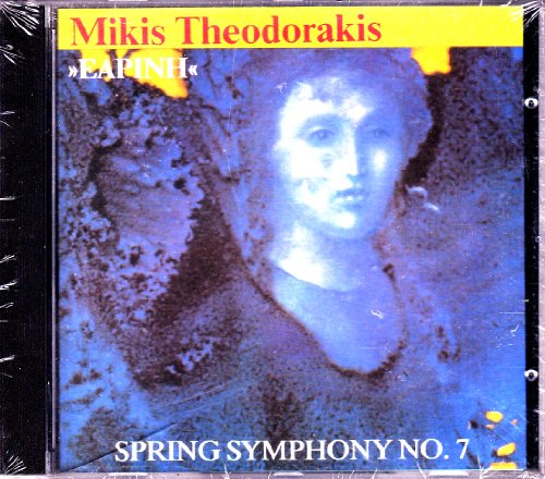 Mikis Theodorakis - Eapinh-Spring symphony no.7