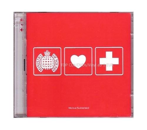 We love Switzerland (by DJ Nick Bridges, 2002) - Mambana, Kathy Brown, DJ Disciple, Atfc, Shakedown, By We love Switzerland (by DJ Nick Bridges, 2002)
