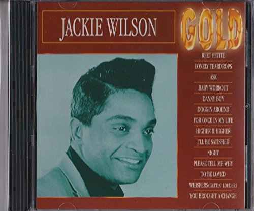 Jackie Wilson - Gold (compilation, 14 tracks)