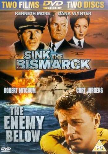 The Enemy Below/Sink the Bismarck!