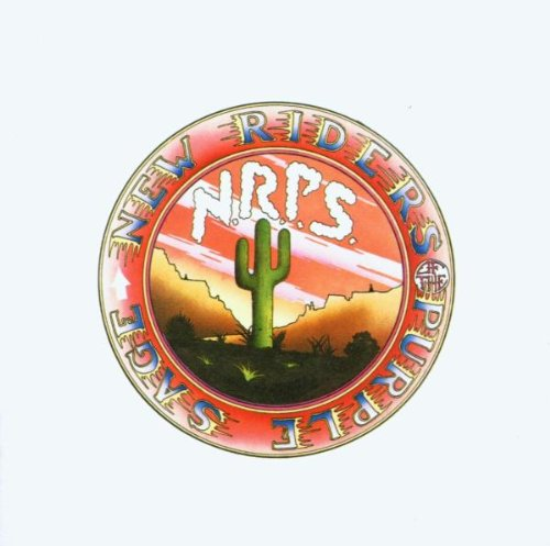 NEW RIDERS OF THE PURPLE SAGE - New Riders of the Purple Sage By NEW RIDERS OF THE PURPLE SAGE