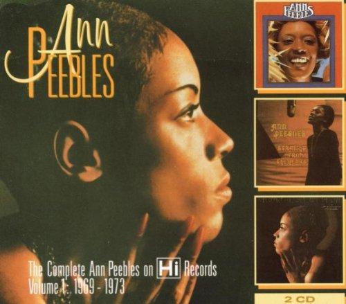 Peebles, Ann - Complete Hi Records Vol. 1 1969 - 73 By Peebles, Ann