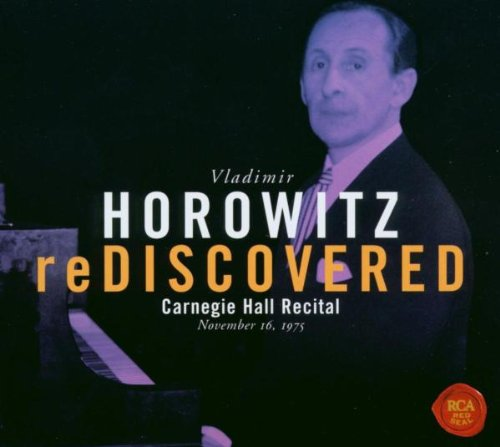 Horowitz Rediscovered