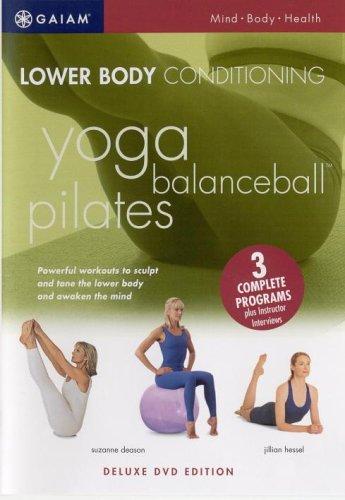 Lower Body Conditioning - Yoga, Balanceball, Pilates