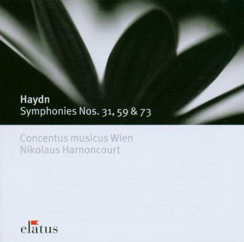 Haydn: Symphonies Nos. 31, 59 & 73